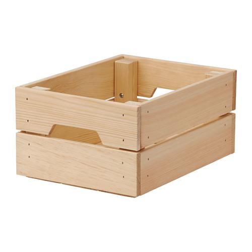 Ящик деревянный для хранения вещей