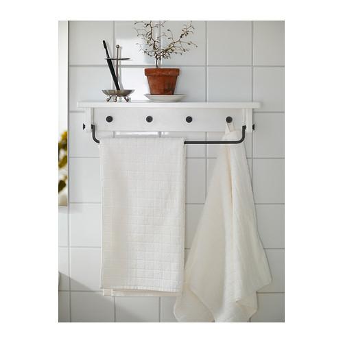 Икеа полка для полотенец в ванную