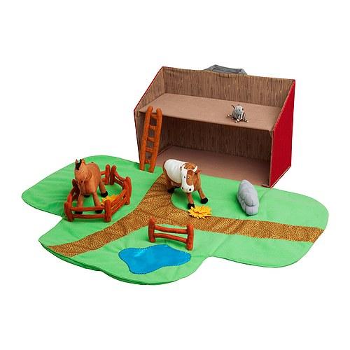 Ферма игрушка для ребенка своими руками