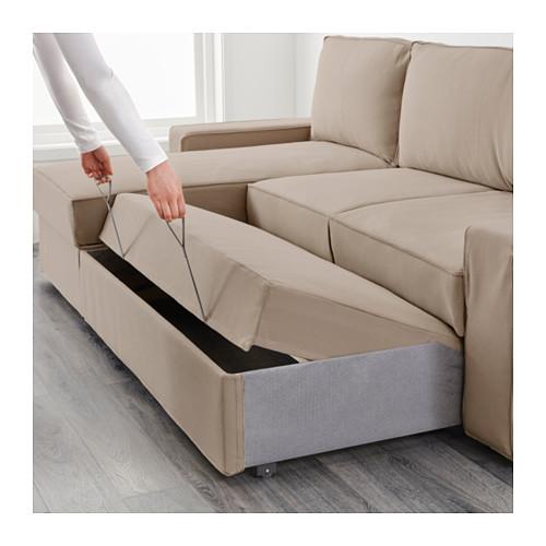 Виласунд диван кровать с козеткой отзывы