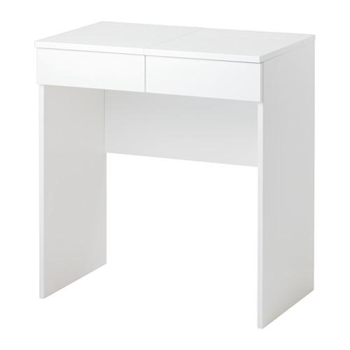 Купить туалетный столик белый